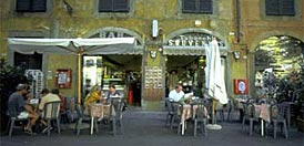 Café to visit on your cooking holidays in Italy